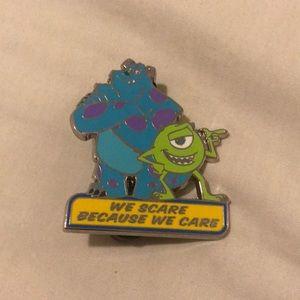 Disney Pin: Monster's Inc